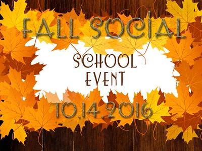 2016-10-14, School Event