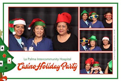La Palma Intercommunity Hospital Holiday Party
