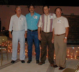 15 years ago Saturday night 30 year reunion