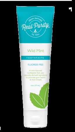 Wild Mint Toothpaste