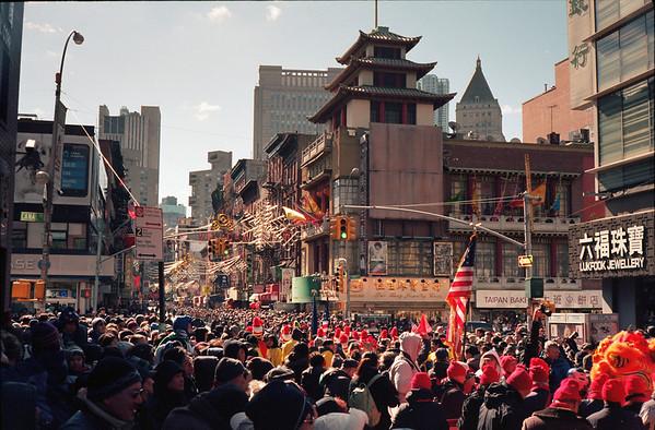 Chinese New Year - New York City