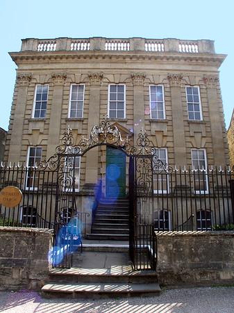 Methodist Church, 75, High Street, Burford, OX18 4QA