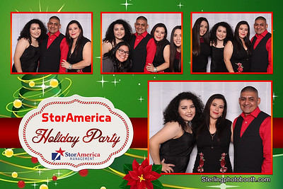 StorAmerica Management Holiday Party