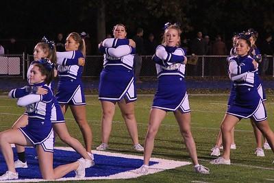 Varsity Cheer Dance vs Weymouth 2012