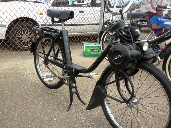 Classic Bike Display 2012