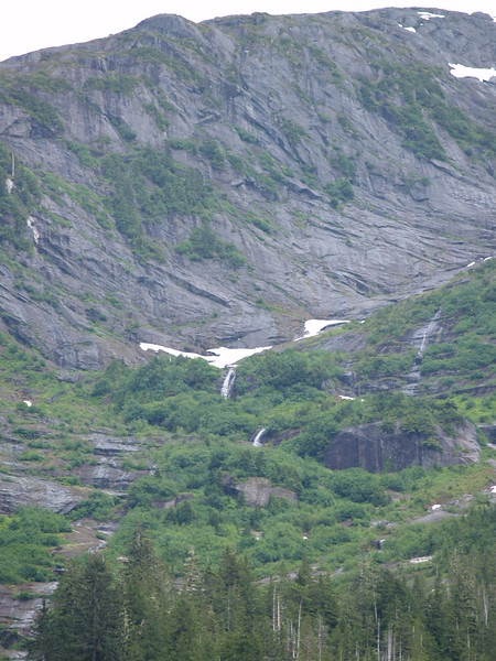 Punchbowl area in Misty Fjords.