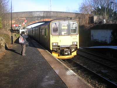 Droitwich Spa, 2 January 2010