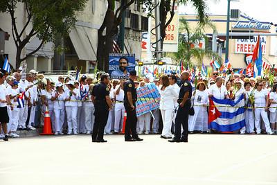 Solidaridad en Miami