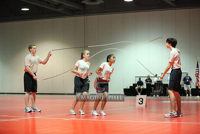 06/23 Saturday Double Dutch Pairs Freestyle Heat 28-32 Station 3