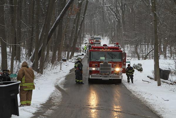 Linn Fire Department Live Fire Training