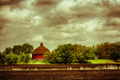 Round Barn Rogers
