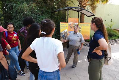 El Dorado High School IB at the Zoo