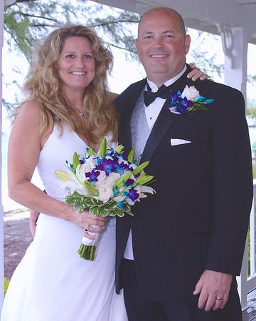 The Laverenz's | Destination Wedding | Peace & Plenty Resort | Exuma, Bahamas
