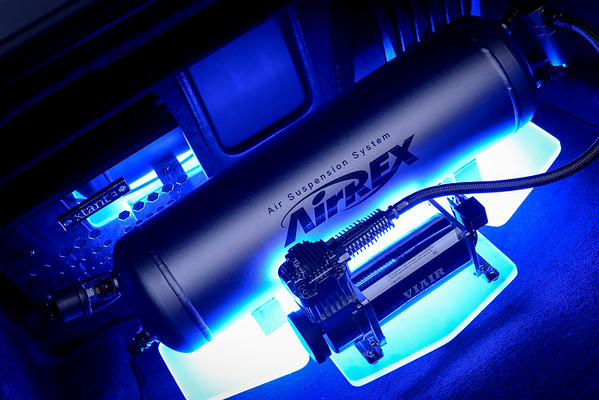 Airrex Suspension SEMA Catalog Shoot