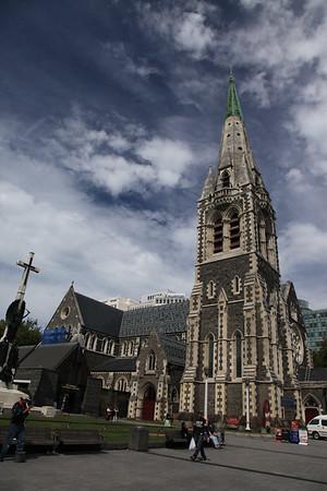 20110218 Christchurch przed trzęsieniemziemi
