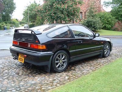 1988 Honda CRX 1.6i