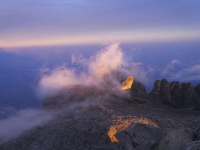 Mount Kinabalu 2003