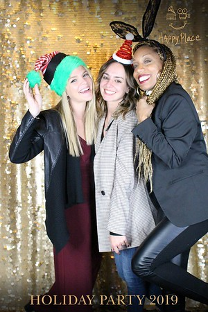 Happy Place Holiday Party (Video Booth)
