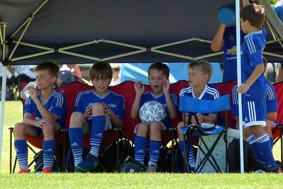 JFC U-11 Boys Soccer 04/09/2017