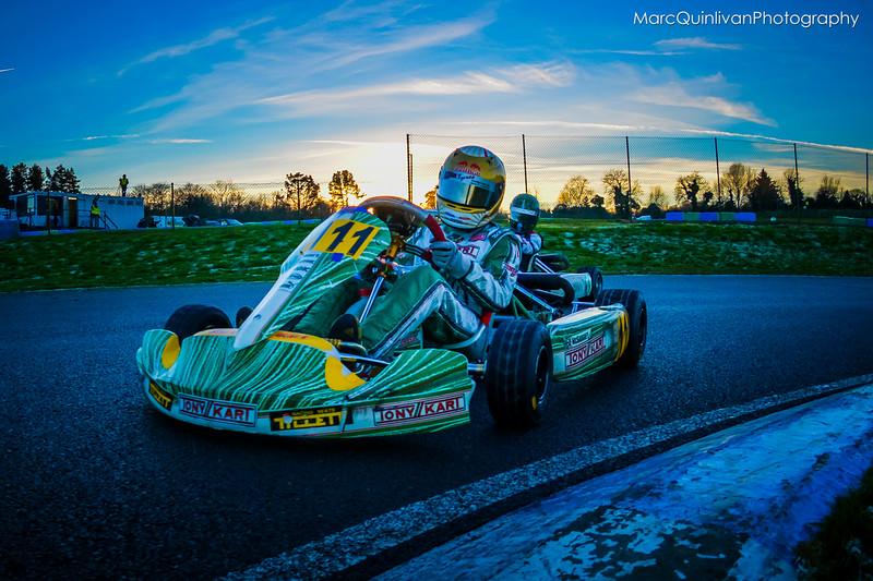 Tullyallen Karting Club - 2014 Winter Series - T Plate 2014