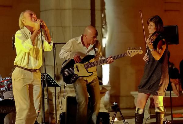 Concert Peter Marsh - Soirée aux chandelles