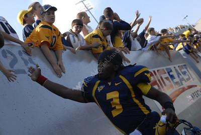 Football WVU vs East Carolina 24887