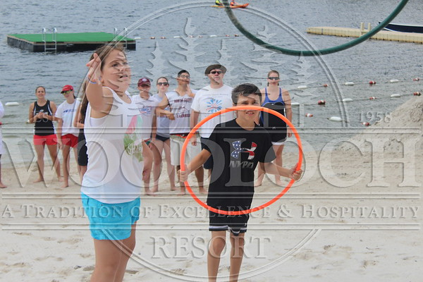 August 19 - Lake Games