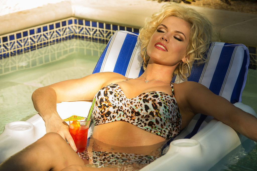 . Agnes Bruckner stars as Anna Nicole Smith in the all-new Lifetime Original Movie \'Anna Nicole\' premiering Saturday, June 29, at 8pm ET/PT on Lifetime.  (Photo by Bob Mahoney/Handout)