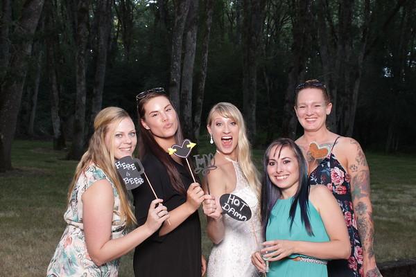 Carrie's Wedding