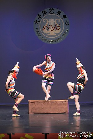 Wooden Clog by PPAC Dance Team