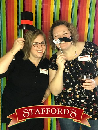 Stafford's Hospitality Employee Appreciation Party 2018 Photo Booth