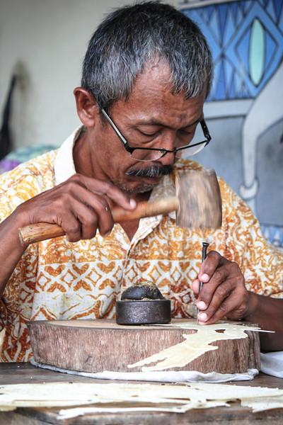 Making Wayang