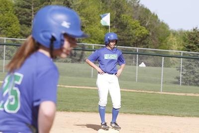 Softball vs Apple Valley