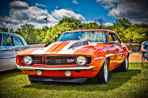 Lincolnwood Festival Car Show 2013