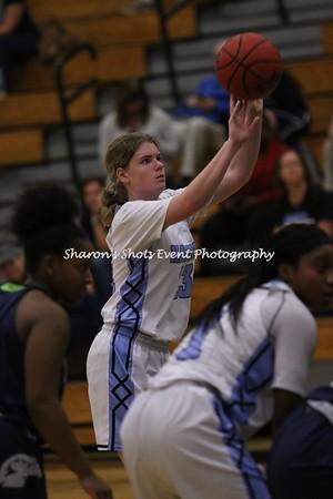 Girls Varsity Basketball v Lake Howell 2019