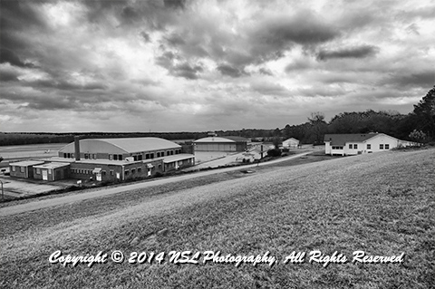Moton Field, Tuskegee, Alabama, photo by NSL Photography