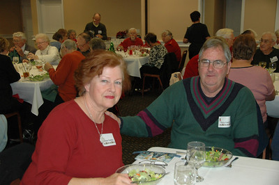 2009 Dow Retiree Christmas Party
