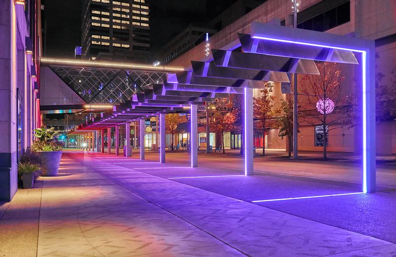 Nicollet Mall After Dark