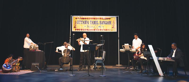 Ottawa Thamizh Sangam Local Talent Show - 2016