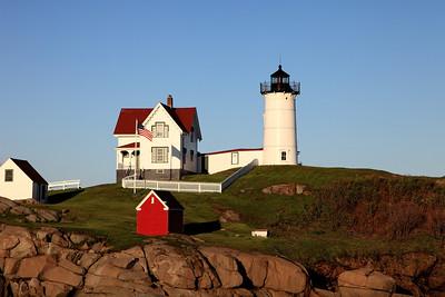 Nubble Light - York Maine