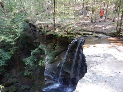 Hiking Cane Creek Canyon to the Blue Hole