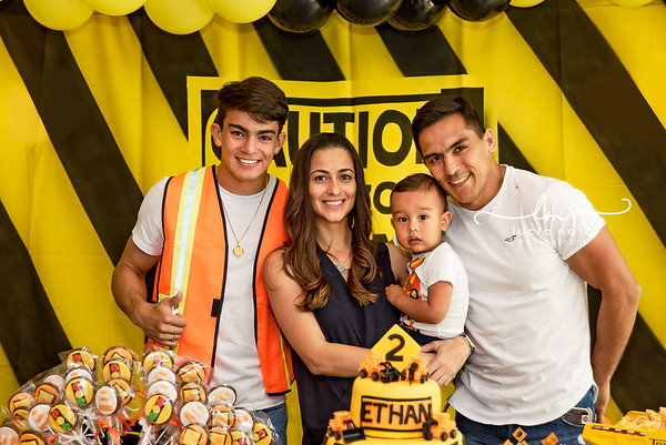 ETHAN'S B-DAY PARTY - FB