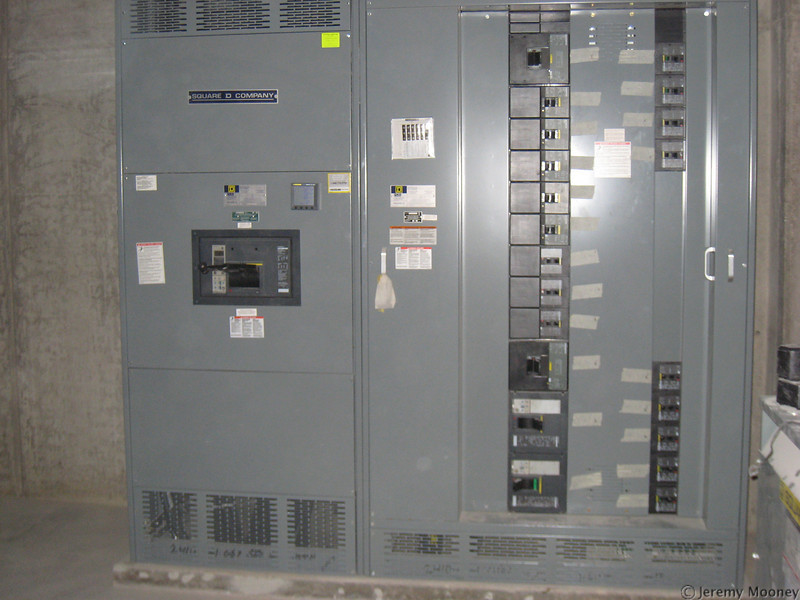 Electrical - BC main panel