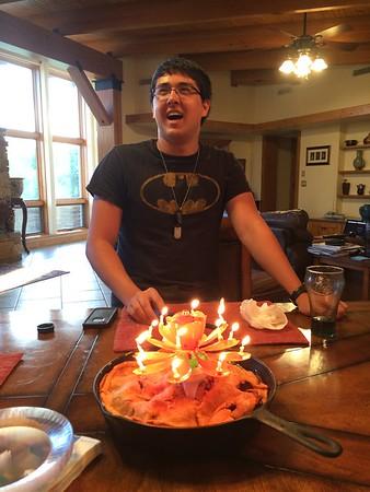 Rhys 16th Birthday