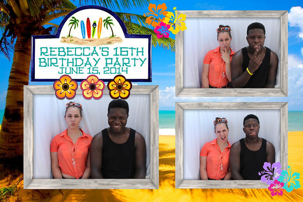 Rebecca's 16th Birthday Party