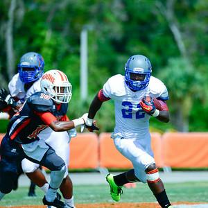 West Orange vs Boone 8 30 14