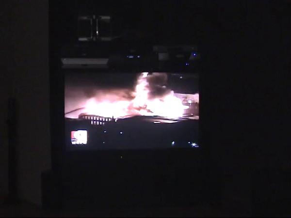 2004 - Cincinnati Fire