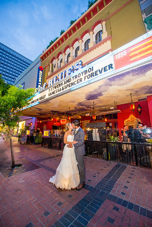 SV Point Loma Nazarene Wedding McCullough Park - House of Blues San Diego Wedding Reception