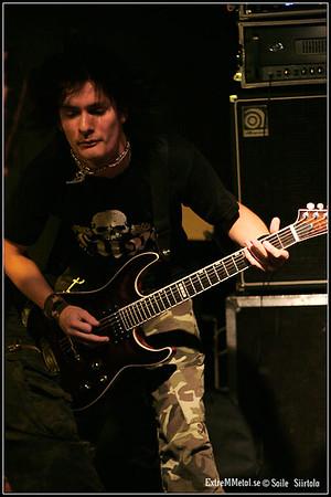 SONIC SYNDICATE - Full Metal Impact  Tanto 15/7 2006