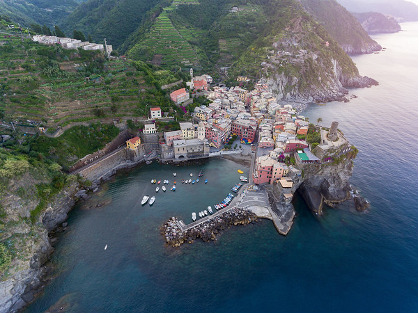 Photographing the Cinque Terre